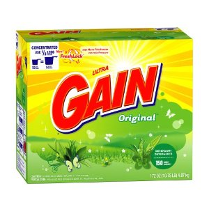 Post image for Gain Laundry Detergent $.11 Load Delivered