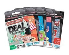 Post image for $3/2 Hasbro Card Games = $3.75 at Walmart