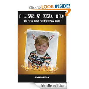 "Post image for Amazon Free Book Download: ""I Was A Bad Kid"""