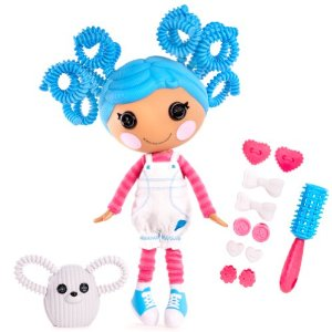 Post image for HOLIDAY GIFT ALERT: LaLaLoopsy Silly Hair Doll $29.97