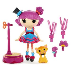 Post image for Holiday 2012 HOT Toy: Lalaloopsy Harmony B Sharp $20 Off