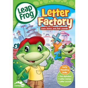 Post image for Amazon: LeapFrog Letter Factory Sale $8.19