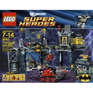 Post image for Lego Super Heroes: the Batcave $56.00