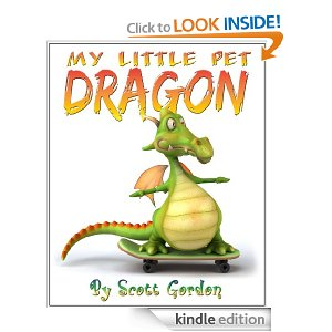 Post image for Download Free Kid's Book: My Little Pet Dragon