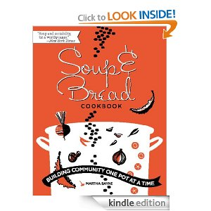 Post image for Free Book Download: Soup and Bread Cookbook: Building Community One Pot at a Time (Reg. $20.95)