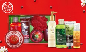 Post image for Extra 50% Off at The Body Shop! PLUS Free Shipping!