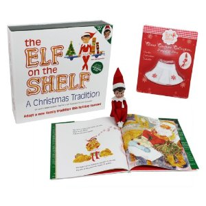 Post image for Amazon: Elf On The Shelf $9.99