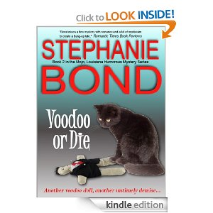 Post image for Free Book Download: Voodoo or Die by Stephanie Bond