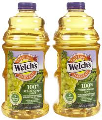 Post image for $.75/1 Welch's White Grape Juice (Harris Teeter Deal)