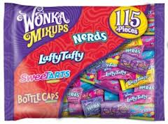Post image for Walmart: Wonka Nerds Candy $1.68 A Bag