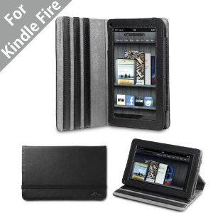 Post image for Acase Kindle Fire Microfiber Leather Case Only $8.99