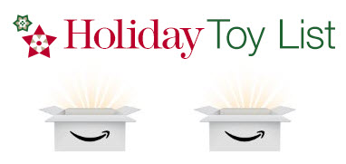 Post image for Holiday Toy List Lightning Deals – Today's Deals