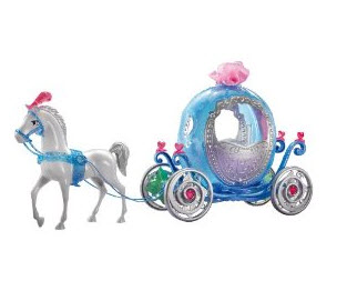 Post image for GONE Disney Princess Cinderella Pumpkin Carriage – $29.99
