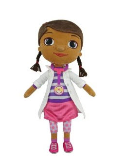 Post image for Doc McStuffins Talking Doc – Only $19.99