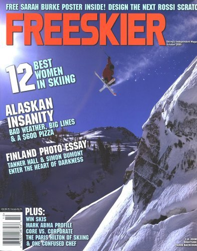 Post image for Freeskier Magazine Sale – Today Only