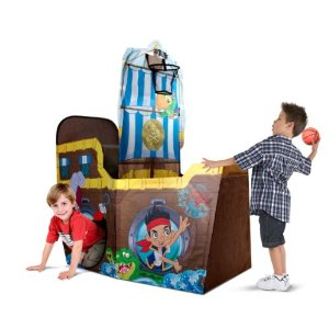 Post image for Jake and the Neverland Pirates Bucky Play Structure Only $35.98
