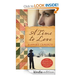Post image for Free Book Download: A Time To Love: Quilts of Lancaster County Series #1