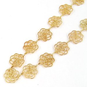 Post image for Hollow Rose Flower Elastic Hair Band Headband $1.99 Shipped