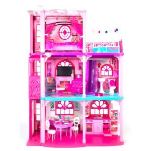 Post image for Barbie 3-Story Dream Townhouse $132.90 Shipped