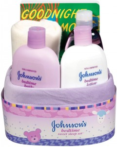 Post image for GONE- Johnson's Baby Gift Set, Bedtime Sweet Sleep Set Basket $13.99