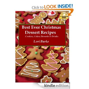 Post image for Free Book Download: Best Ever Christmas Dessert Recipes