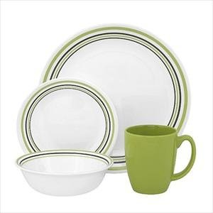 Post image for Corelle Livingware 16-Piece Dinner Set, Service for 4 $18.00