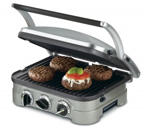 Post image for Cuisinart 5-in-1 Griddler $79.00
