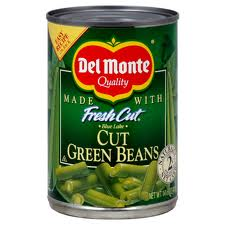 Post image for New Coupon: $.50/4 Cans Del Monte Green Beans