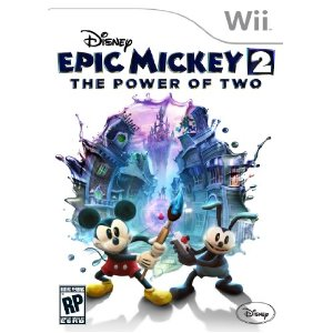 Post image for Disney Epic Mickey 2: The Power of Two – Nintendo Wii $14.99 Shipped