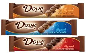 Post image for CVS: Dove Chocolate Bars $.37