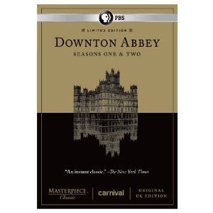 Post image for Downton Abbey Seasons 1 & 2 Limited Edition Set – Original UK Version $30 Shipped