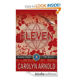 Post image for Free Book Download: Eleven (Brandon Fisher FBI Series)
