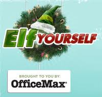 Post image for OfficeMax- Elf Yourself Calendar FREE