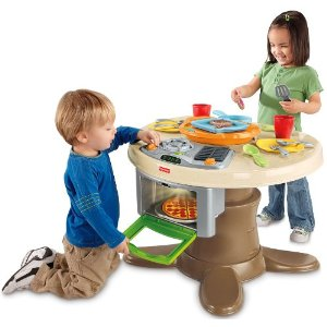 Post image for Fisher-Price Servin' Surprises Kitchen & Table $59.99