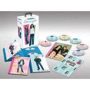 Post image for Gilmore Girls Complete Series on DVD $85.99