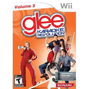 Post image for Karaoke Revolution Glee: Volume 3 For Wii $7.65