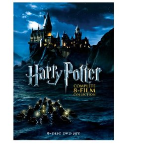 Post image for The Complete Harry Potter DVD Collection $39.29