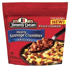 Post image for Jimmy Dean Sausage Crumbles Coupon (Harris Teeter Deal)