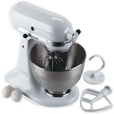 Post image for GONE: Kitchen Aid 4.5 Stand Mixer- Better Than Black Friday Price!