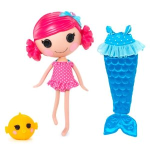 Post image for Lalaloopsy Sew Magical Mermaid Doll – Coral Sea Shells $24.99