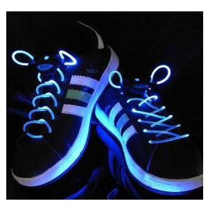 Post image for Stocking Stuffer: Glowing Shoe Laces $2.21 Shipped