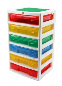 Post image for LEGO 6-Case Workstation and Storage Unit $38.99