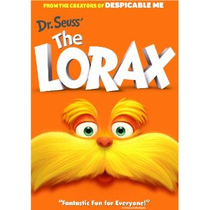 "Post image for ""The Lorax"" and ""Horton Hears A Who"" DVD $3.99"