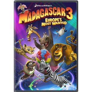 Post image for Amazon: Madagascar 3: Europe's Most Wanted DVD $7.00 (Plus Other Deals)