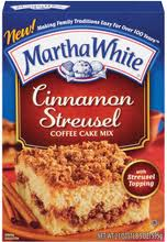 Post image for Martha White Coffee Cake Printable Coupon