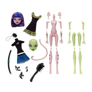 Post image for 50% Off Select Monster High Create-A-Monster Sets