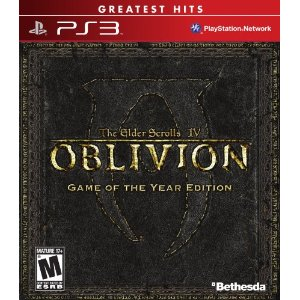 Post image for The Elder Scrolls IV: Oblivion For PS3 Sale $9.99