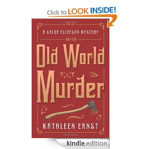 "Post image for Free Book Download: ""Old World Murder"""