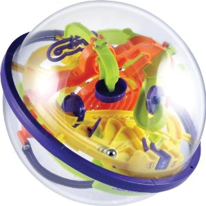 Post image for Perplexus Maze Game by PlaSmart, Inc. $13.97
