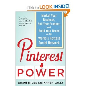 Post image for Nationwide Give Away: Pinterest Power (2 Copies) and One Hour Pinterest Consultation
